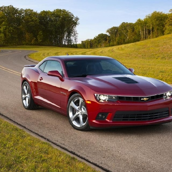 Chevrolet siapkan All New Camaro 2015
