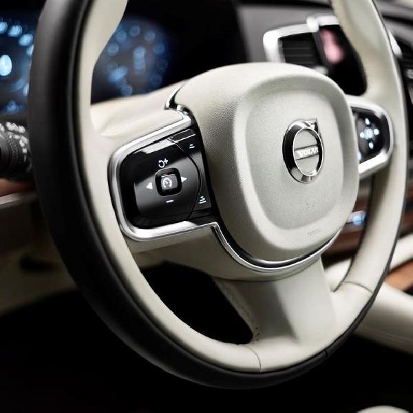 Volvo XC90 2015 tampil beda di interior