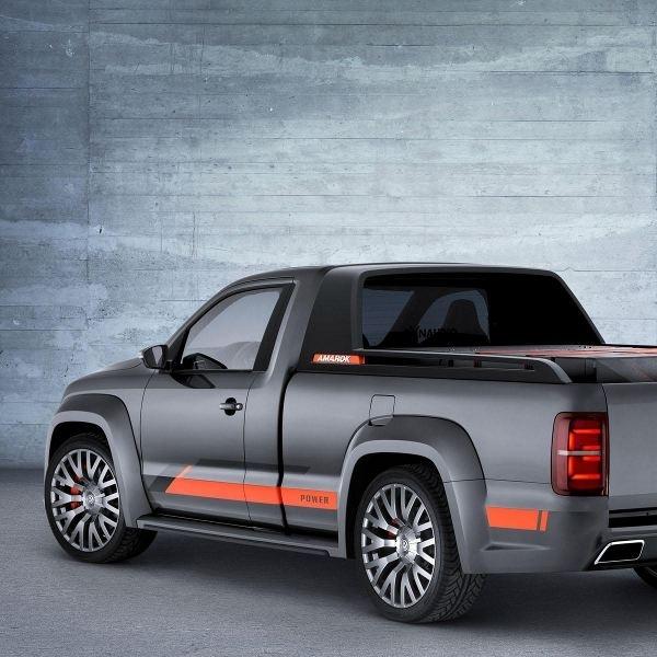 Bocoran model konsep VW Amarok Power mencuat