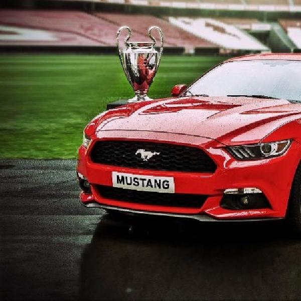Ford Mustang 2015 Euro-Spec raup hasil fantastis di benua biru