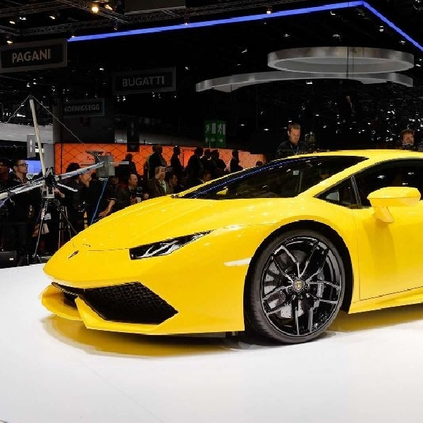 Lamborghini Huracan LP 610-4 Super Trofeo segera menyambangi Sentul