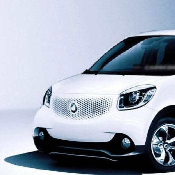 CEO Daimler optimis All-New ForFour akan mendatangkan profit