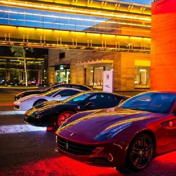 Ferrari F12 Berlinetta special untuk Rusia
