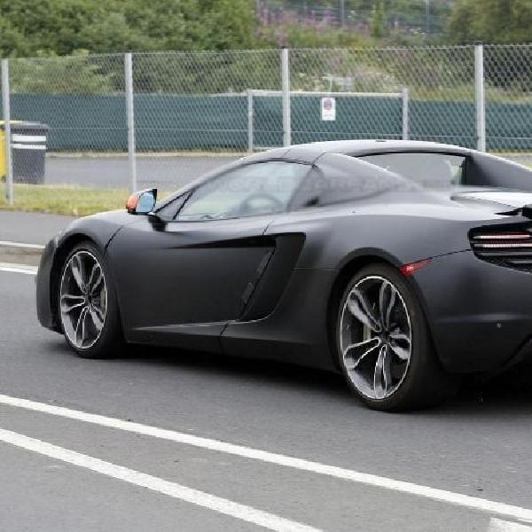 McLaren P13 akan hadir dalam model GT