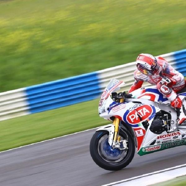 Rea merasa beruntung pernah menjadi tester Honda di MotoGP