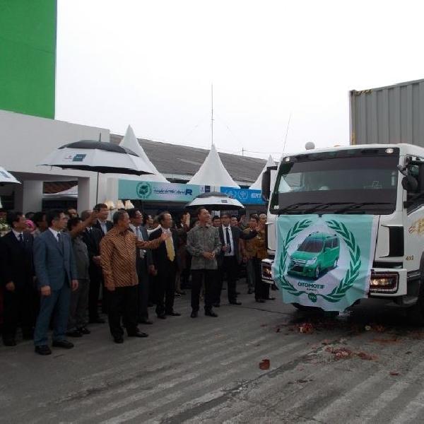 Suzuki Indonesia sudah ekspor kendaraan sejak tahun 1993