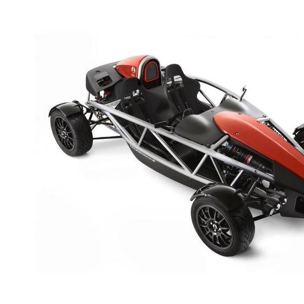 Ariel luncurkan mobil balap bermesin Honda VFR1200F
