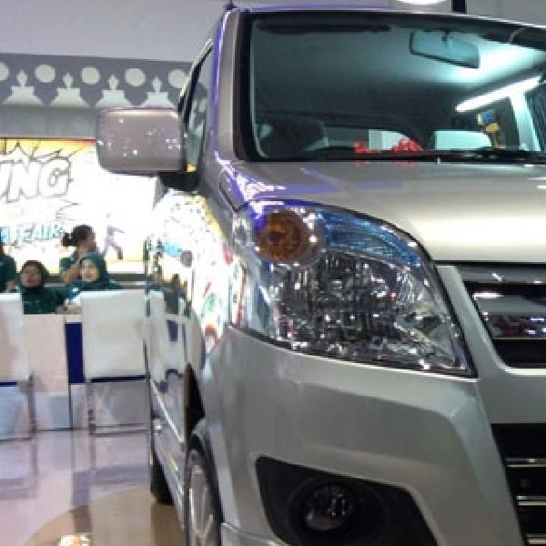 Karimun Wagon R Dilago Ditargetkan 300 Unit Perbulan