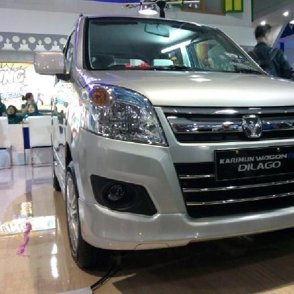Wagon R Dilago ditarget 100 unit selama Jakarta Fair 2014