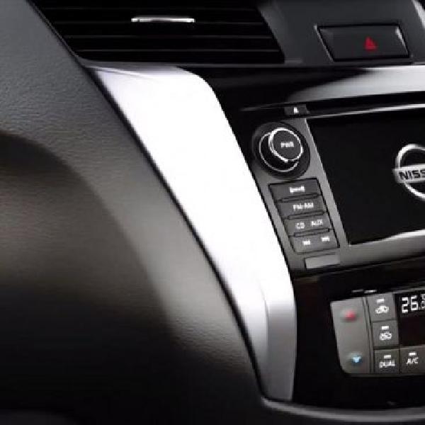 Meluncur 11 Juni, tampilan interior New Nissan Navara bocor