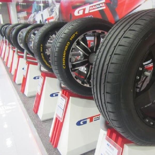 GT Radial pamer produk baru dan berikan promo menarik selama PRJ berlangsung
