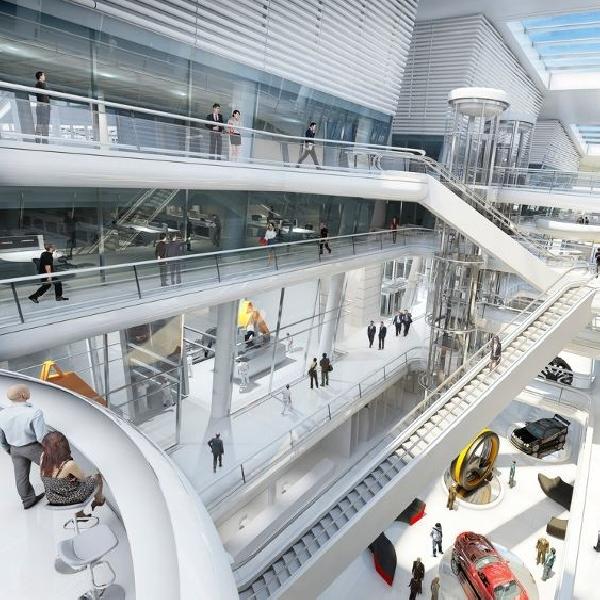 Pusat R&D baru Hankook di Daejon usung teknologi tinggi