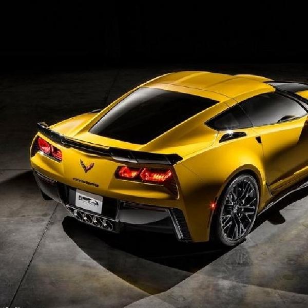 Corvette Z06 2015 diklaim bertenaga 650 HP