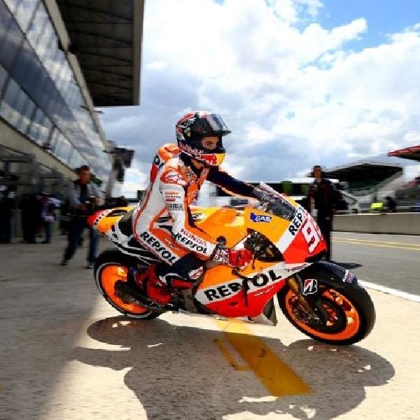 Marquez optimis tatap GP Catalunya