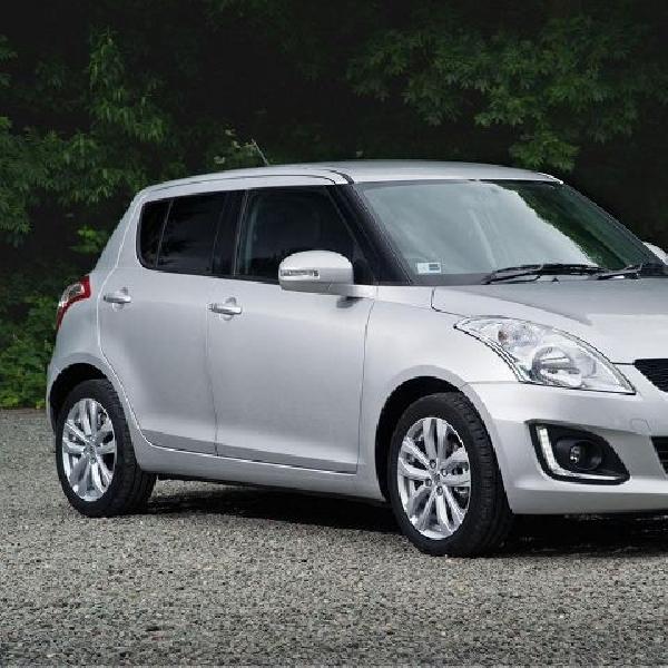 Suzuki berikan penyegaran untuk Swift 2014
