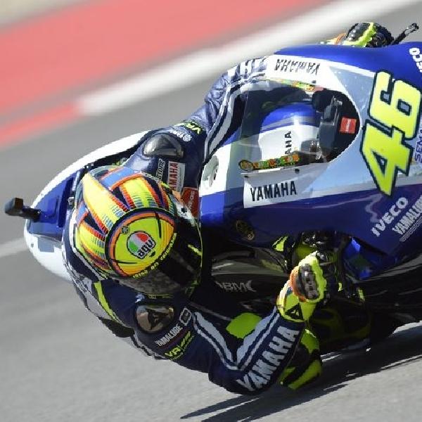 Rossi berjanji akan tampil ngotot di Barcelona