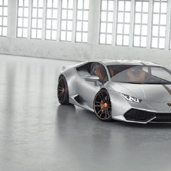 Lamborghini Huracan Lucifero racikan Wheelsandmore bisa sentuh 850 Hp