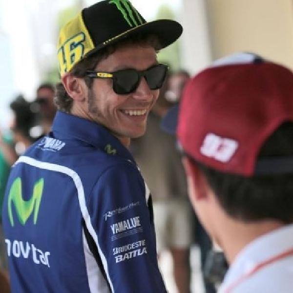 Untuk MotoGP Catalunya, Rossi ingin lebih baik saat sesi kualifikasi