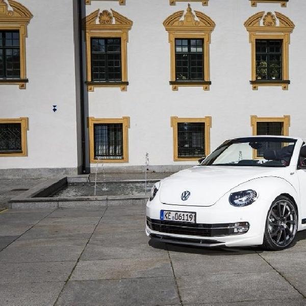 Volkswagen Beetle Cabriolet tampil menawan dibedah ABT Sportline