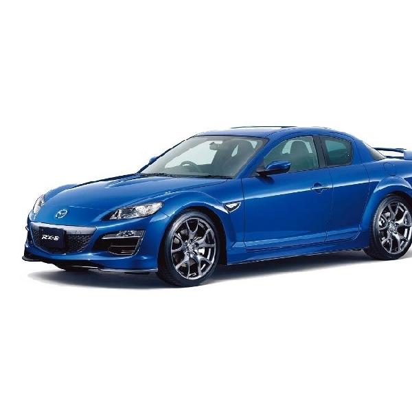 Mazda persiapkan generasi lanjutan RX-8 di tahun 2017