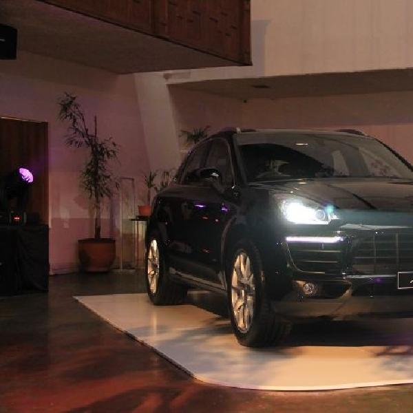 Porsche Macan siap hadang laju Range Rover Evoque