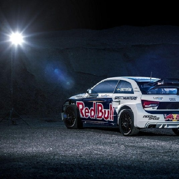 Audi turunkan model S1 untuk Rallycross