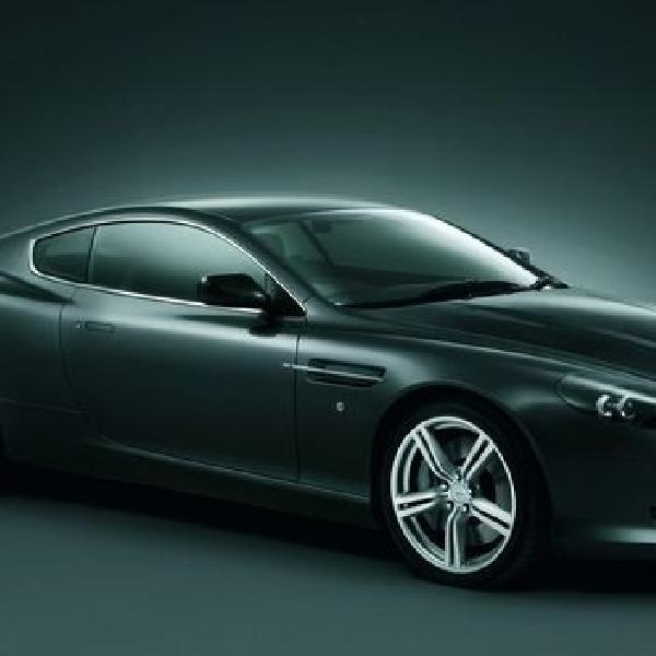 new Aston Martin DB9 siap menghentak dua tahun lagi