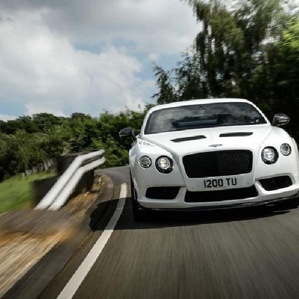 Ini dia versi balap dari Bentley Continental
