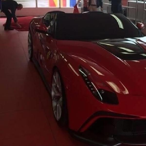 Ferrari F12 TRS dapat sokongan KERS