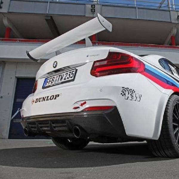 BMW M235i RS Besutan Tuningwerks
