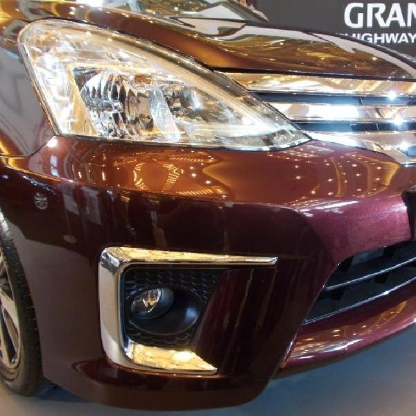 Sentuhan Autech di Nissan New Grand Livina HWS
