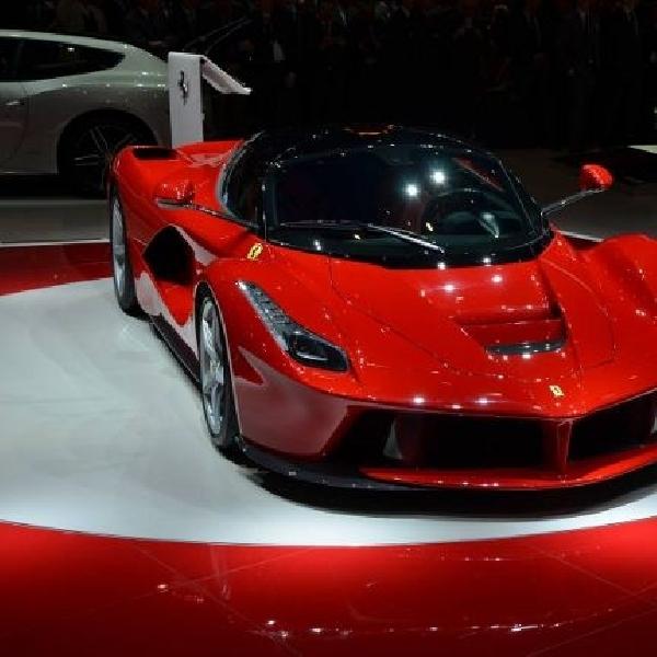 Ferrari LaFerrari Spider rilis tahun depan