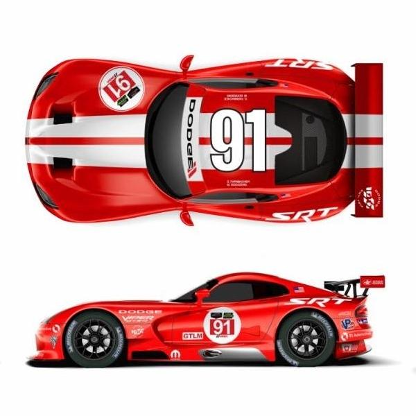 Brand SRT kembali jadi bagian dari Dodge
