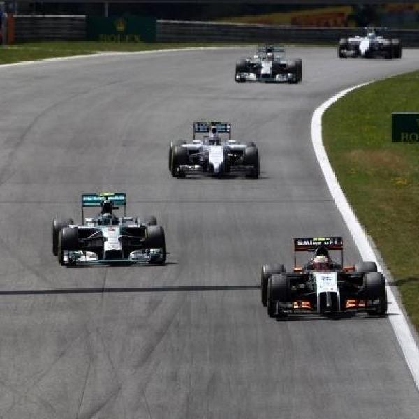 Rosberg rebut gelar juara GP Austria 2014