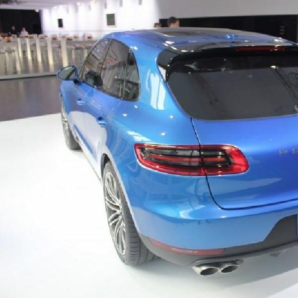 Porsche luncurkan Macan di India dengan dua pilihan mesin