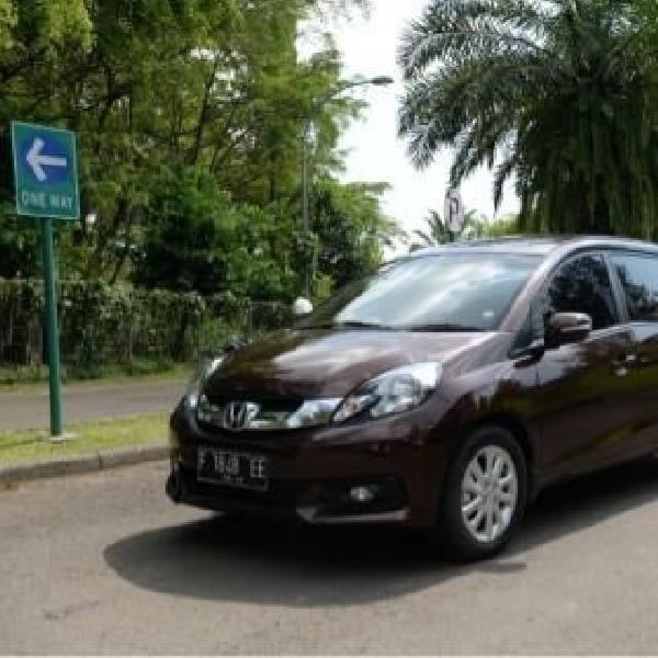 Konsumsi bahan bakar Honda Mobilio mengejutkan