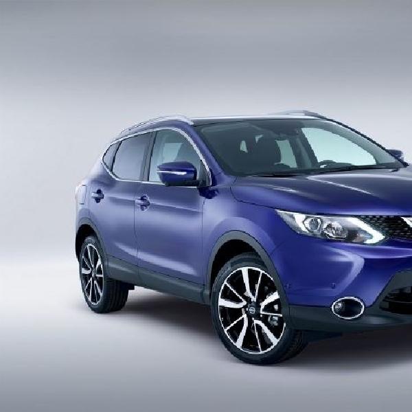 Generasi terbaru Nissan Qashqai 2014 resmi berlabuh di Australia