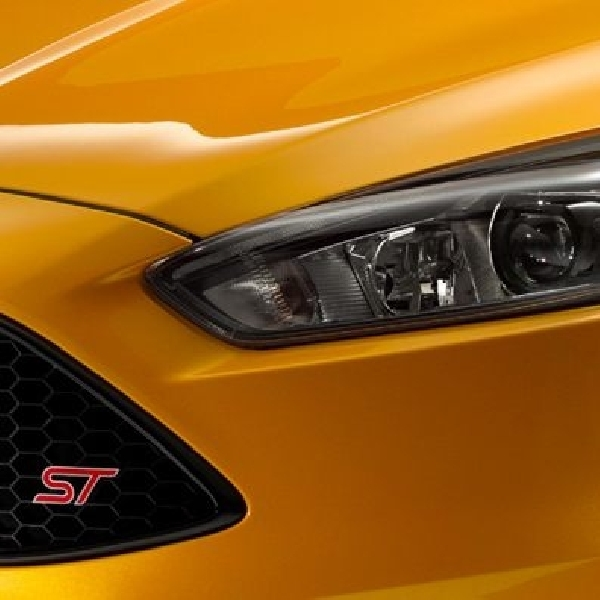 Ford Focus ST 2015 bermesin diesel akan menyambangi Goodwood
