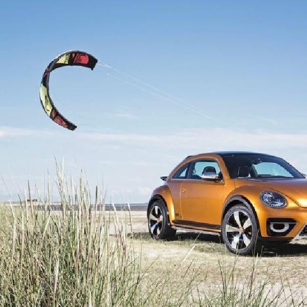 VW Kodok Dune penerus Beetle yang atraktif