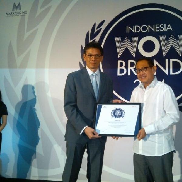 Federal Oil raih penghargaan Indonesia WOW Brand 2014