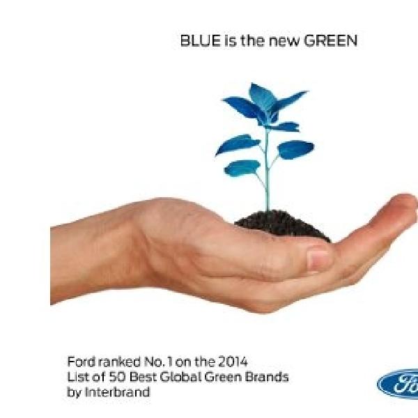 Pembuktian Ford sebagai Best Global Green Brands