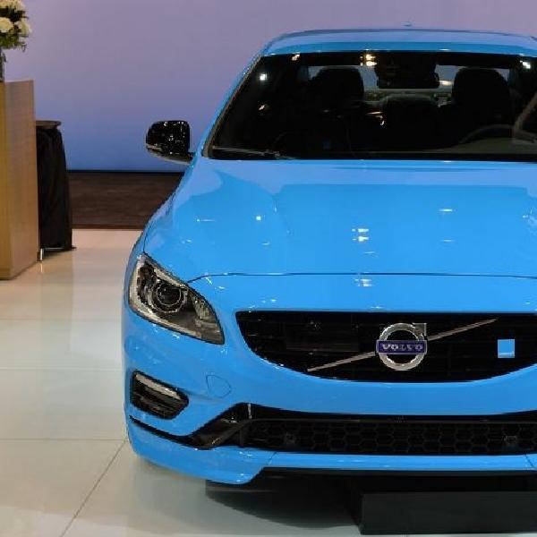 Volvo S60 dan V60 Polestar produksi di rumah sendiri