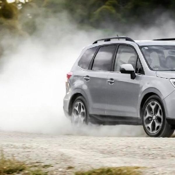 Subaru target 2.000 unit terjual sampai akhir tahun