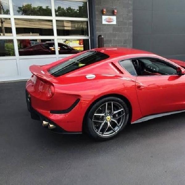 Wujud utuh Ferrari SP America