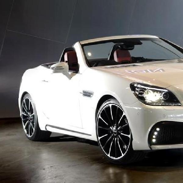 Wald International rilis paket bodikit Mercedes Benz SLK