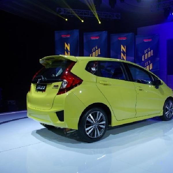 All New Honda Jazz didesain dengan konsep kompak dan fungsional