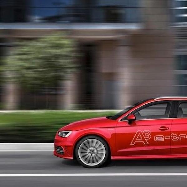 Audi tengah menyiapkan tiga model plug in hybrid untuk tahun 2015