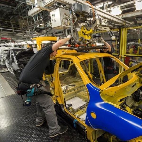 Nissan Juke Facelift mulai diproduksi di Inggris