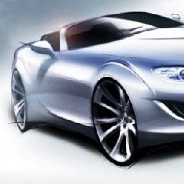 Generasi penerus Mazda MX5 meluncur September