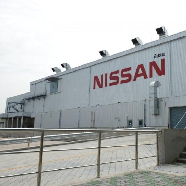Nissan buka pabrik kedua di Thailand untuk produksi Navara
